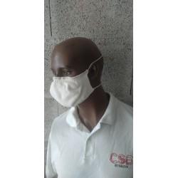 Masque textile maille