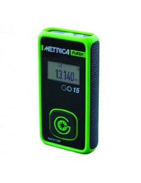 Télémètre Flash Go 15 METRICA